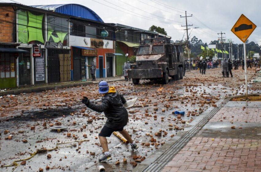 MinInterior defiende decreto sobre ilegalidad de bloqueos en el marco de la protesta